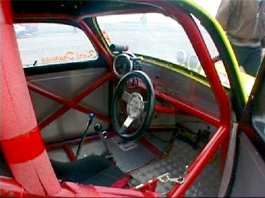 LIGHTWEIGHT RACING INTERIOR