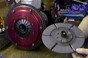 PICTURE3 - McCLOED CLUTCH HIGH CO-EF CENTER PLATE